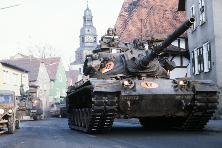 স্নায়ু যুদ্ধ (Cold War) - কুইজার্ডস