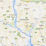 প্রশাসনিক মানচিত্র: বাংলাদেশ কুইজ - কুইজার্ডস