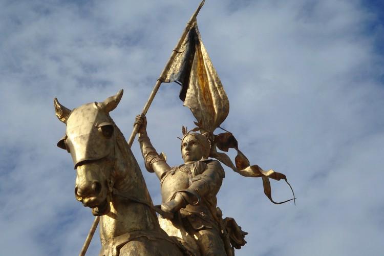 জোয়ান অব আর্ক: কীর্তিমান নারী - কুইজার্ডস