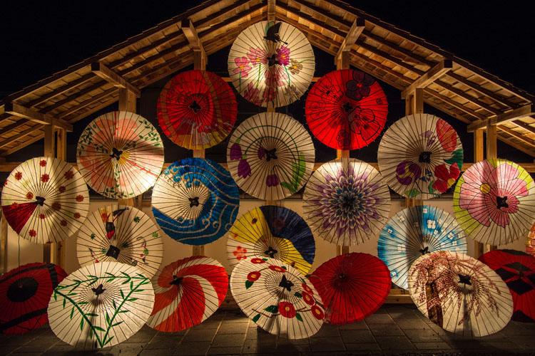 জাপানিজ ছাতা: জাপানের সংস্কৃতি - কুইজার্ডস (Quizards)