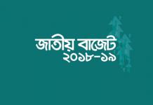 জাতীয় বাজেট ২০১৮ - ১৯: ইনফোগ্রাফিক - কুইজার্ডস (Quizards)