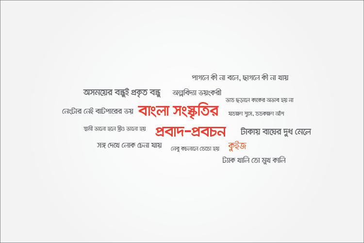 বাংলা প্রবাদ-প্রবচন কুইজ - কুইজার্ডস (Quizards)